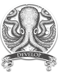 MIND Develop Badge