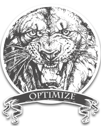 MIND Optimize Badge