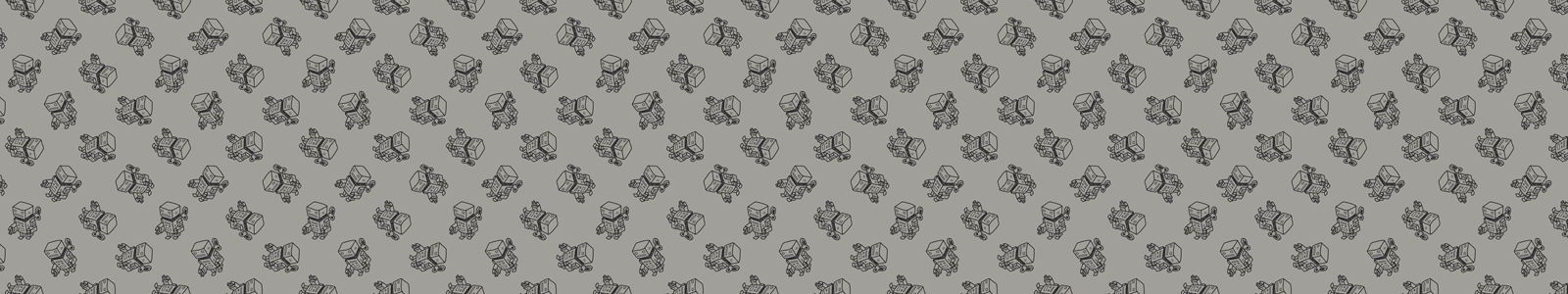 background robot pattern