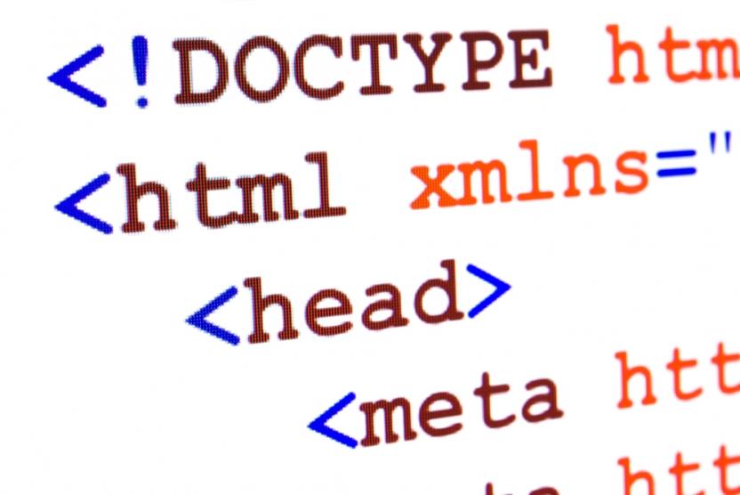 Doctype declaration