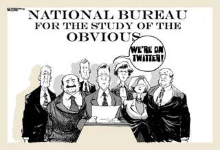 National Bureau for the Study of the Obvious