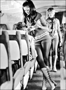 1970s Stewardesses