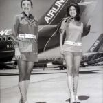 Southwest flight attendants
