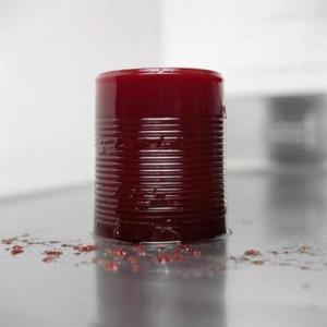 Canned cranberry