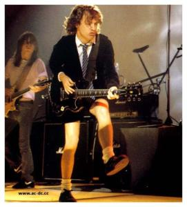 AC/DC And The Three Chords Of Your Business and Marketing Plan For 2015