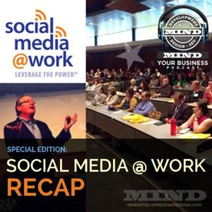 How To Build Your Social Media Audience: A Social Media @ Work Recap
