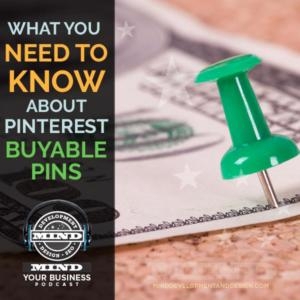 Pinterest's Buyable Pins Are A Viable Option!