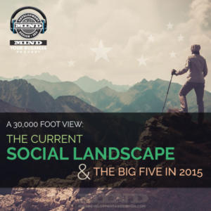 The Big 5 Social Media Platforms And What To Do With Them