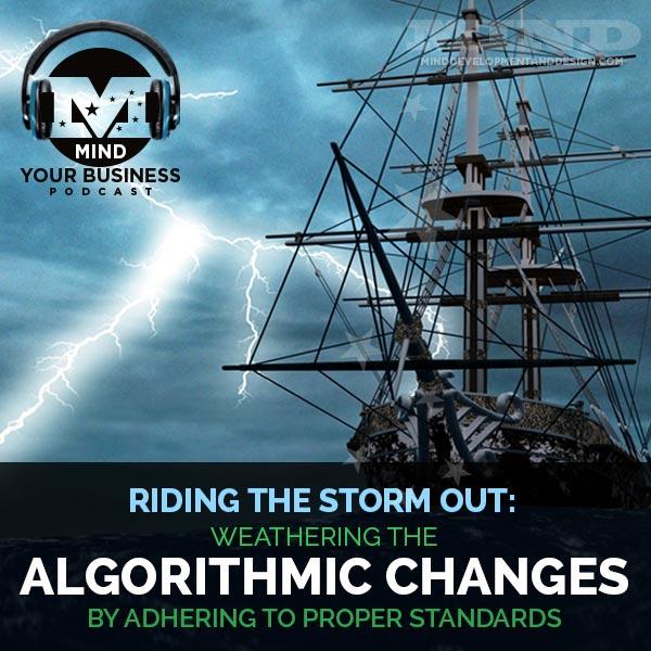 search engine algorithm changes