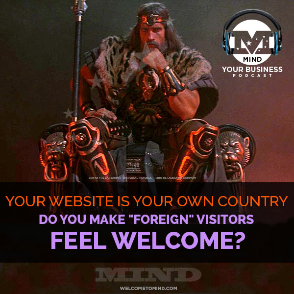 web tourists and your web country