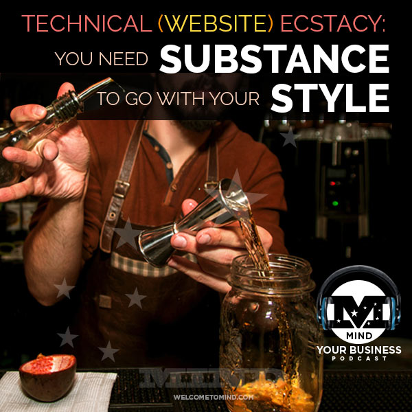 Substance Over Style SEO