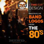 Analyzing 80's Band Logos – A Time For Design Insight