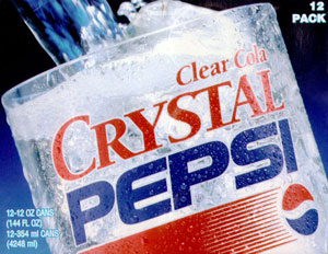 Crystal Pepsi Killed By Kamikaze Marketing | MIND Web Design