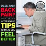 Pain Relief Tips For Programmers and Anyone With A Desk Job