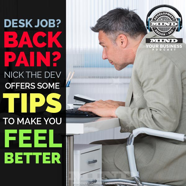 computer programmers back pain
