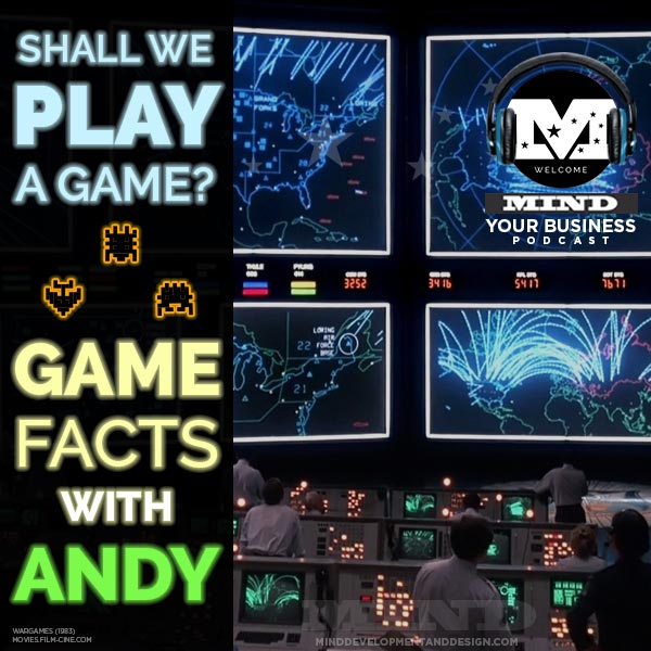 Video Game Trivia with Andy Mull of MIND
