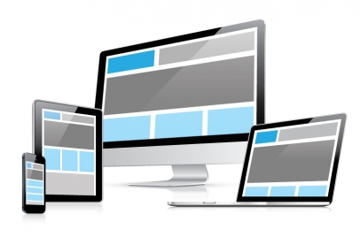 Example of responsive design