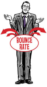 image for increased bounce rate