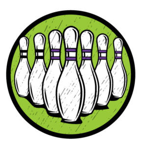 bowling pins to represent technical seo