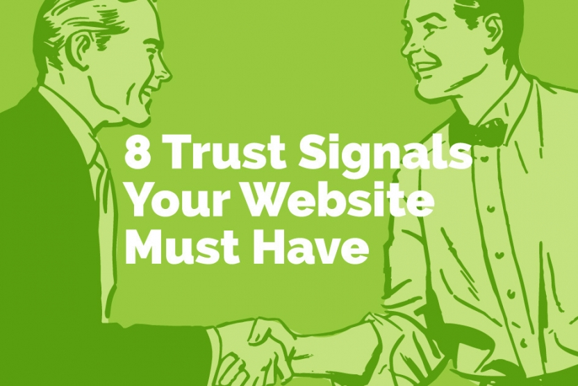 trust signals your website must have