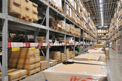 top inventory metrics - warehouse full of stock