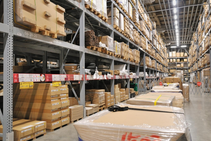 top inventory metrics - warehouse full of stock