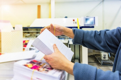 print marketing - mailers and envelopes
